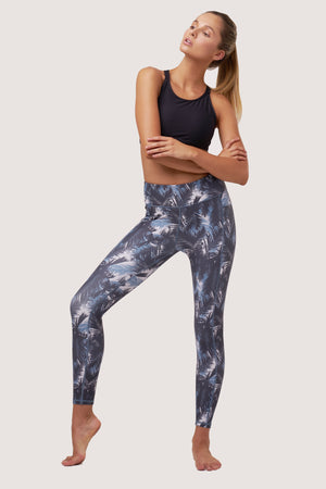 Galaxy Tights | Moonstone Print - House of Gravity