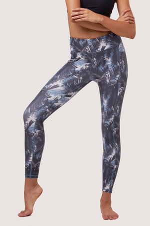 Galaxy Tights | Moonstone Print