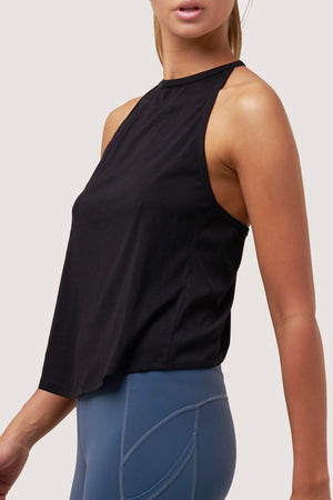 Gravity Loose Tank | Black Sapphire - House of Gravity