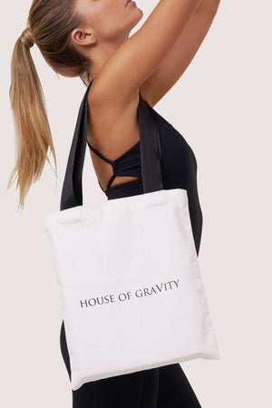 House of Gravity Bag | Off-White Topaz