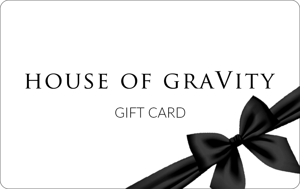 House of Gravity Gift Card