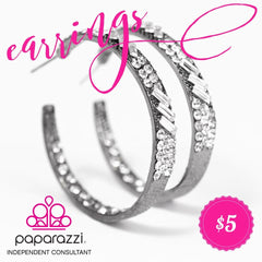 Paparazzi Accessories Nickel Free Earrings