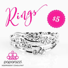 Paparazzi Accessories Rings