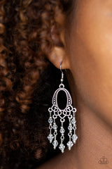Not the Only Fish in the Sea Paparazzi Accessories Earrings
