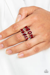 Timeless Tiers Paparazzi Accessories Ring