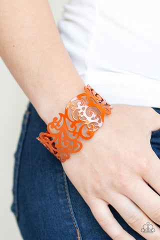 Vine and Dash Paparazzi Accessories Cuff Bracelet