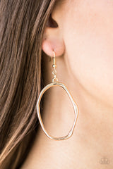 Eco Chic Paparazzi Accessories Earrings