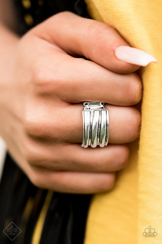 Rough Around the Edges Paparazzi Accessories Ring