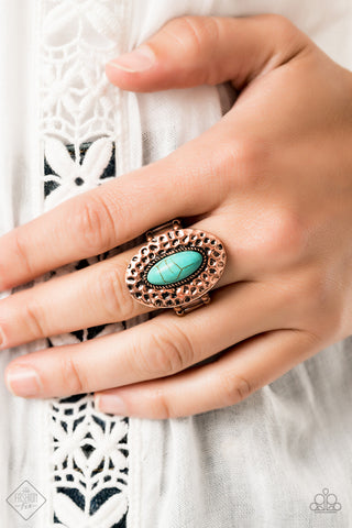 Ruler Radiance Paparazzi Accessories Ring