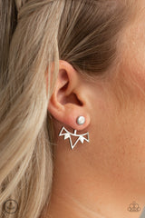 Like a Flash Paparazzi Accessories Earrings