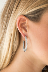 Big Winner Paparazzi Accessories Hoop Earrings