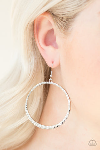 So Sleek Paparazzi Accessories Earrings