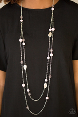 Hitting a Glow Point Necklace with Earrings