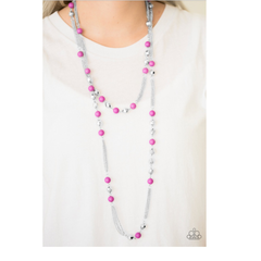 Beautifully Bodacious Necklace with Earrings