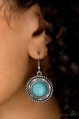 Natural Born Nomad Paparazzi Accessories Earrings