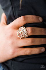 Regal Advice Ring Rose Gold