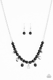 A Heart Luck Story Paparazzi Accessories Necklace with Earrings