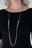 Native New Yorker Paparazzi Accessories Necklace with Earrings
