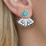 Stylish Santa Fe Earrings