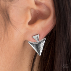 Get into the Spear-It Paparazzi Accessories Earrings
