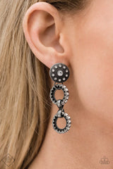 High Tech Paparazzi Accessories Earrings