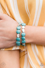 Simply Sedimentary Uptown Paparazzi Accessories Bracelet