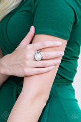 Pampered In Pearls Paparazzi Accessories Ring