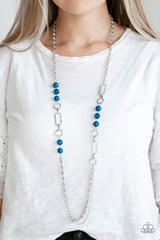 Cache Me Out Paparazzi Accessories Necklace with Earrings