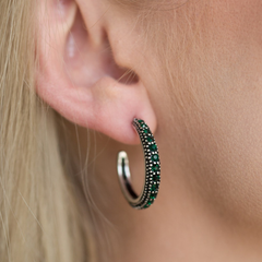 Twinkling Tinseltown Earrings