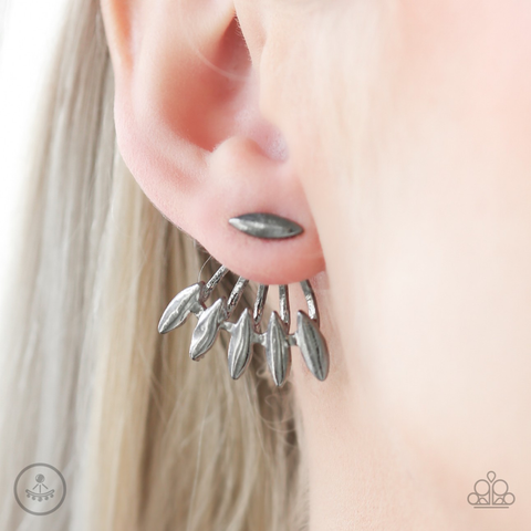 Paparazzi Accessories - Radically Rebel Earrings