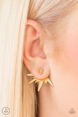 Electric Edge Paparazzi Accessories Earrings