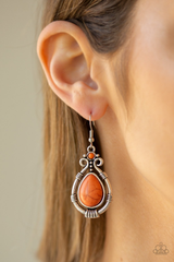 Canyon Scene Paparazzi Accessories Earrings