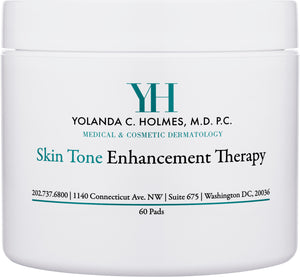 Skin Tone Enhancement Therapy Pads