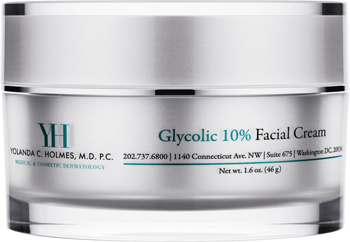 Glycolic 10% Facial Cream