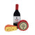 Munchiecat Wine and Cheese Set (3-pc)
