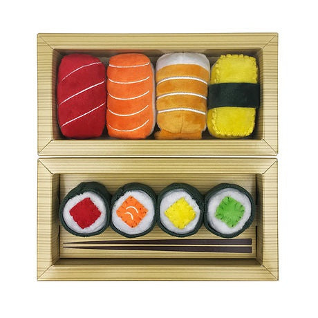 Munchiecat Catnip Sushi Deluxe (8-pc)