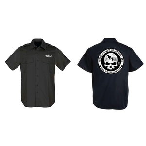 First Edition TBH Dickie Style Workshirt