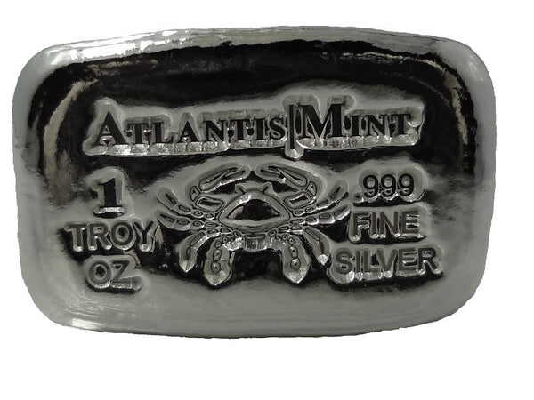 1 Troy Oz 999 Fine Silver Bar Zodiac Collection Complete