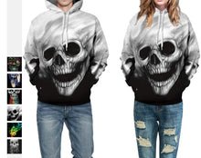 Load image into Gallery viewer, Loose Casual Couple Hooded Sweatshirt (4369734336652)
