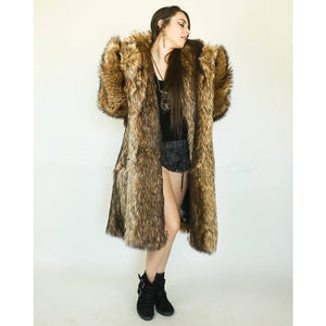 Winter Autumn Faux Mink Leather Jackets (4369912004748)