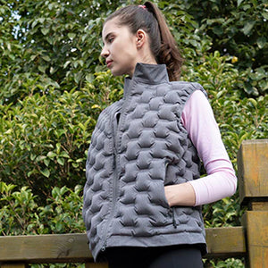 Zero Down Vest-Multi-function preheating (4361139093644)