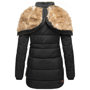 New Version Of Long Down Jacket For Women (4369997693068)
