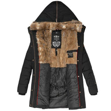 Load image into Gallery viewer, New Version Of Long Down Jacket For Women (4369997693068)