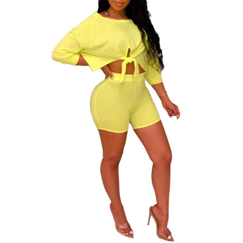Casual Sports Suit Two-piece Set (4369751048332)