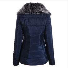 Load image into Gallery viewer, Women Winter Parka Casual Warm Padded Coat (4369211424908)