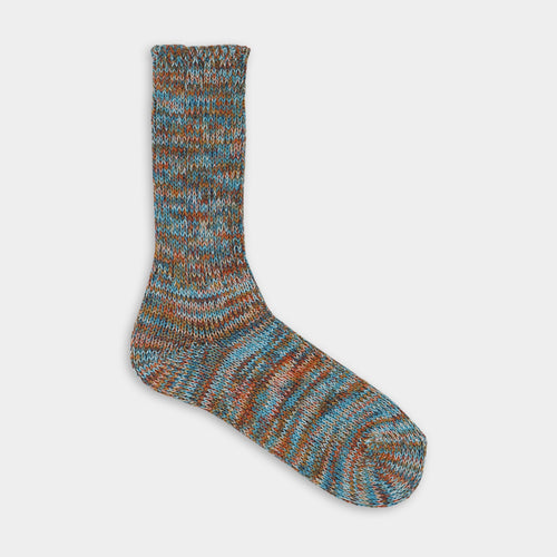 FOREST COLLECTION Blue River Socks