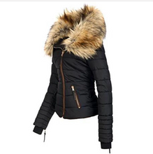 Load image into Gallery viewer, Women Casual Plus Size Warm Winter Coat (4369185177740)
