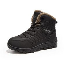 Load image into Gallery viewer, Winter Fur Warm Male Boots Safety Footwear (4369557946508)