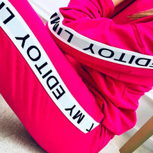 Load image into Gallery viewer, Women Sport Suits Hoodie and Pants Set Letter Printed (4369751539852)