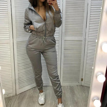 Load image into Gallery viewer, Casual Sports Sweatshirt and Pants Suit (4369740398732)